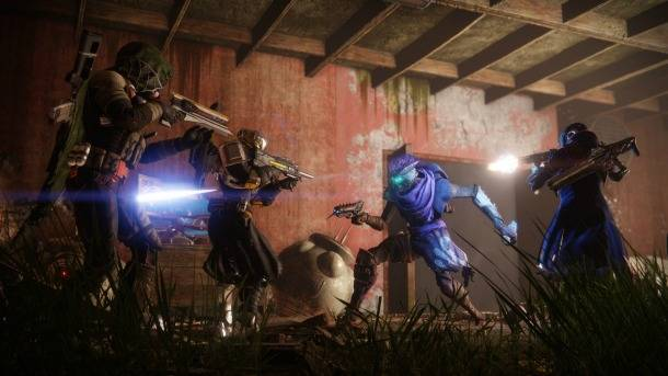 Watch 90 Minutes Of Gameplay From The New European Dead Zone