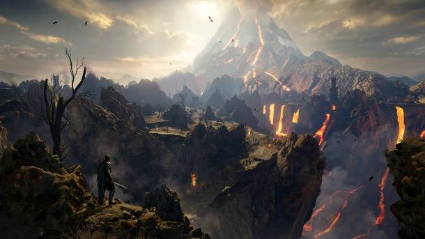 Riding Dragons And Violently Raiding Fortresses In Mordor