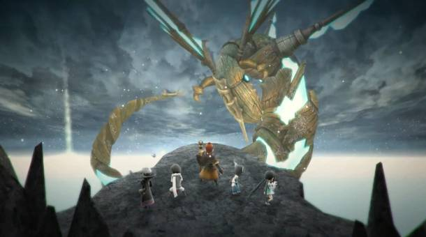 Mechanized Vulcosuits Power Up RPG Lost Sphear