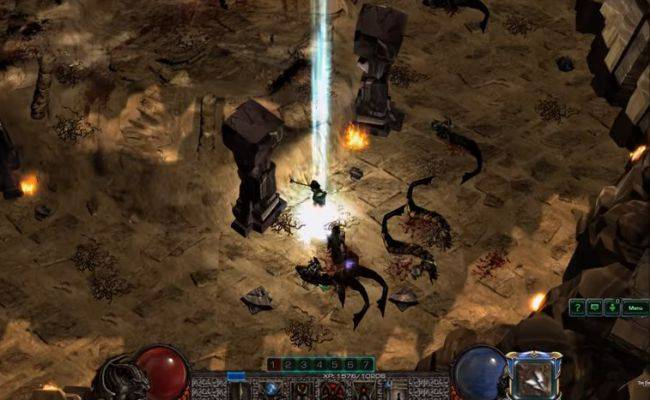 Check out Diablo 2 recreated in StarCraft 2 in this Curse of Tristram 'Megatrailer'