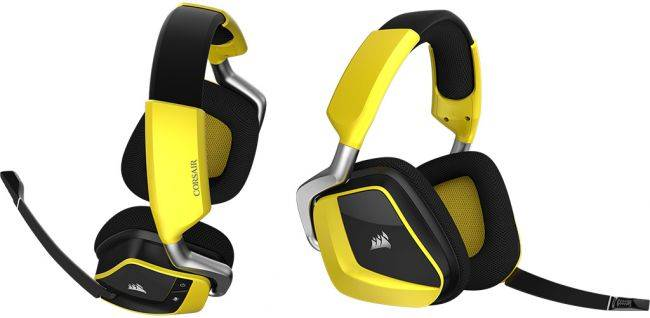 Corsair refreshes Void headset line with better sound an improved mic