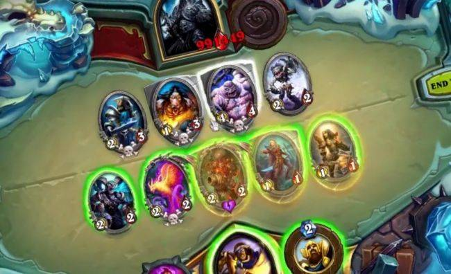 Hearthstone's first multiplayer raid pits everyone against Super-Arthas