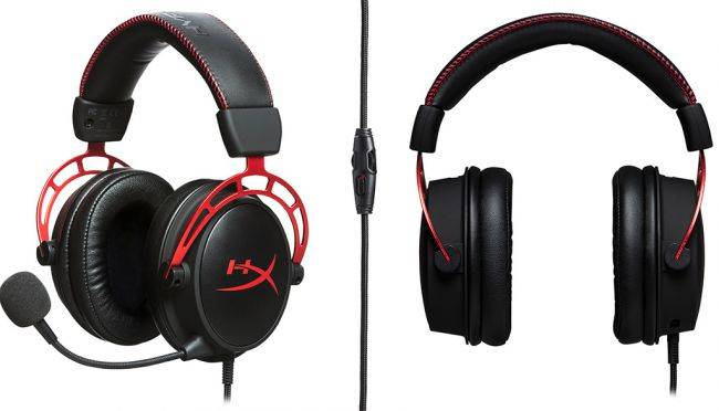 HyperX brings a chambered design to headset space for more distinct sound