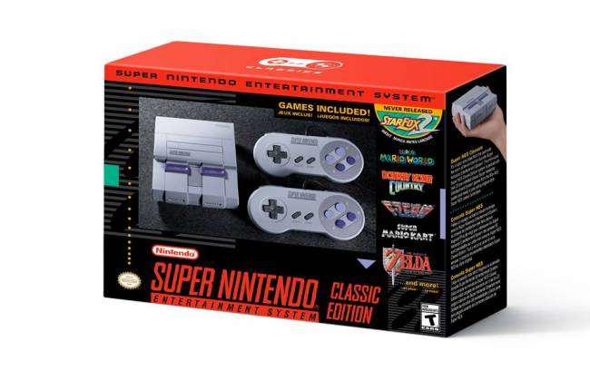 SNES Classic will be available for pre-order this month, honest