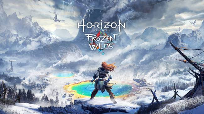 'Horizon Zero Dawn' add-on 'The Frozen Wilds' lands November 7th