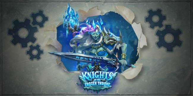 'Hearthstone's 'Knights of the Frozen Throne' expansion is live