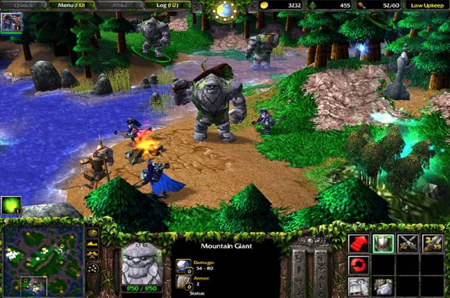 Blizzard preps aging 'Warcraft 3' multiplayer for future changes