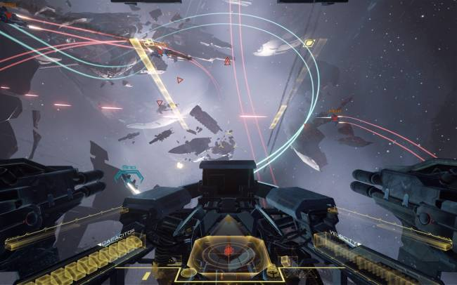 'EVE: Valkyrie' won't require VR come September
