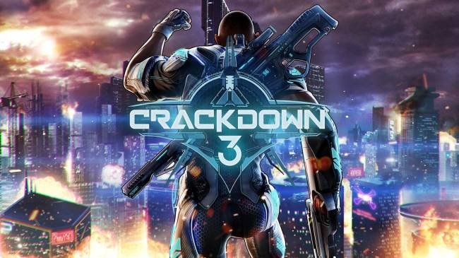 Microsoft delays 'Crackdown 3' until 2018