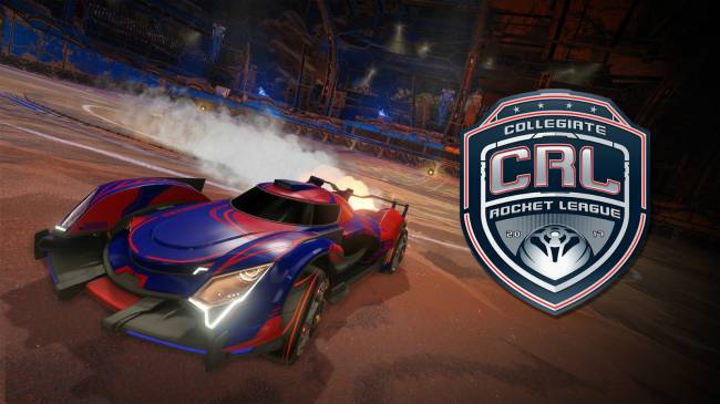 'Collegiate Rocket League' is invading campuses this fall
