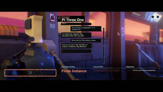 'Volume' developer launches a surprise, bite-sized sci-fi game