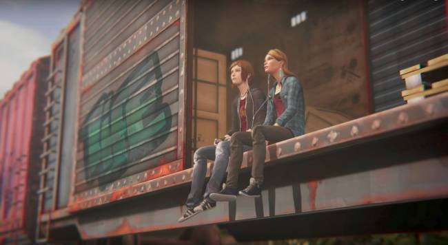 'Life is Strange: Before the Storm' trailer showcases its story