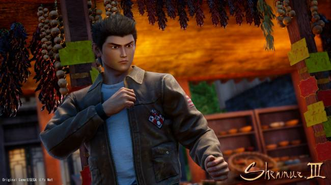 The first 'Shenmue III' teaser is comfortably familiar