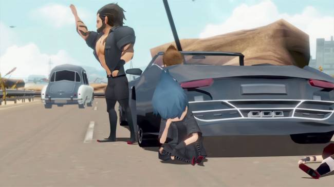 'Final Fantasy XV' comes to your phone this fall
