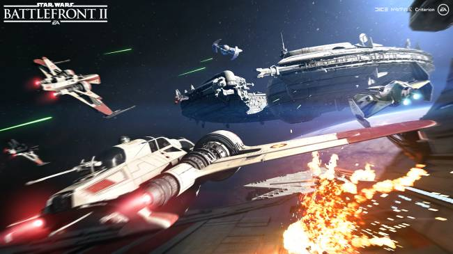 'Star Wars Battlefront II' adds tactical weight to space combat