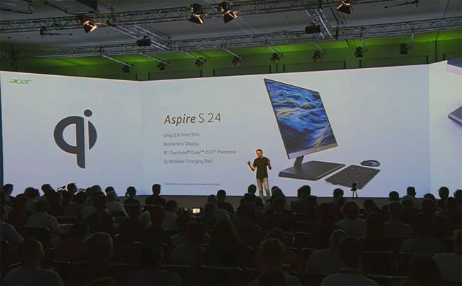 Watch Acer's IFA 2017 showcase in under six minutes