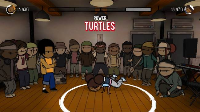 Kid Koala drops the beat in 'Floor Kids' for Switch this fall