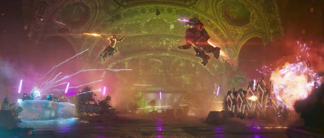 We wish 'Destiny 2' looked as good as this live action trailer