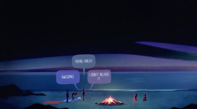 Paranormal thriller 'Oxenfree' teased for Nintendo Switch