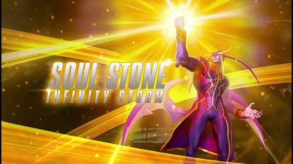 See what one of Marvel vs Capcom: Infinite's Infinity Stones does in a brand new trailer