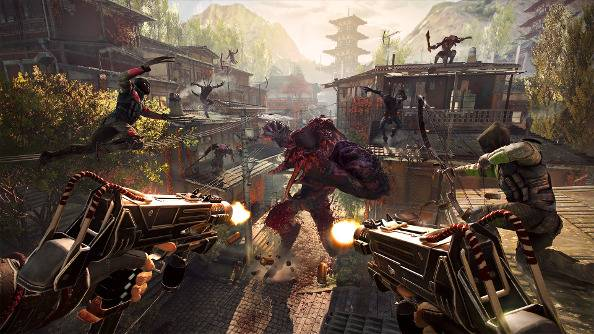 Shadow Warrior (the modern remake) is free to own on Steam for a limited time