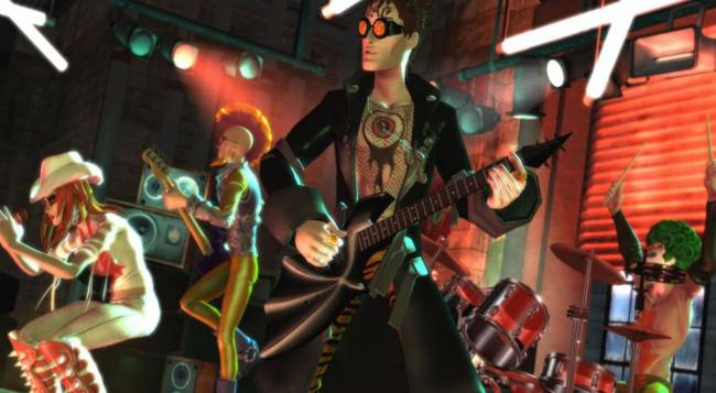 New Spotlight Pass Incoming for Rock Band 4