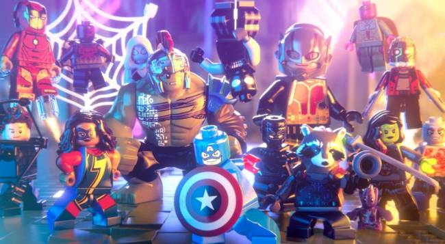 More Characters Announced For LEGO Marvel Super Heroes 2