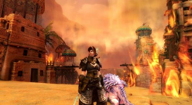 MMO Co-Opportunities Volume LXXIX: Guild Wars 2 Path of Fire Details and Preview Weekend Impressions