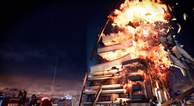 Crackdown 3 Pushed into 2018