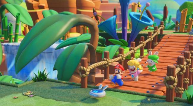 There Will Be Post-Launch Content for Mario and Rabbids Kingdom Battle