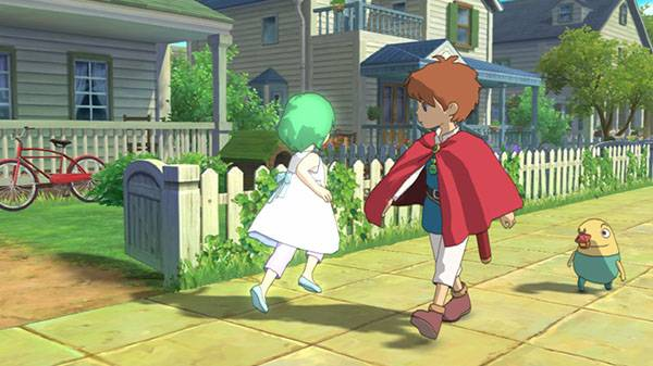 Level-5 CEO teases Ni no Kuni: Wrath of the White Witch for PC