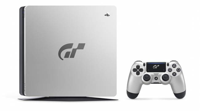 Limited Edition Gran Turismo Sport PS4 Unveiled by Sony