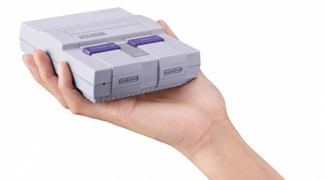 SNES Classic Pre-Orders Begin, Almost Entirely Sold Out