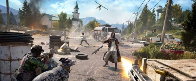 Far Cry 5 Walkthrough Video Trumps Any Extremist Gameplay Yet