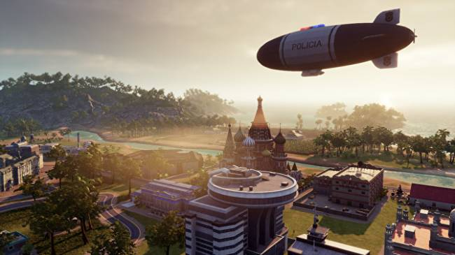 Tropico 6 moves to next year, looks a lot like a Tropico game