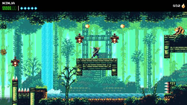 Generation-hopping platformer The Messenger delivers the goods August 30th