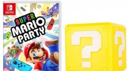 Buy Super Mario Party from the Nintendo Store, get a free lamp