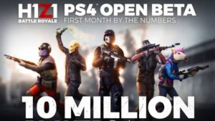 H1Z1 PS4 Producer on spectacular launch, balancing and what comes next
