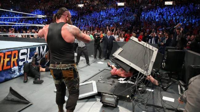 Every WWE Summerslam Main Event, Ranked From Worst To Best