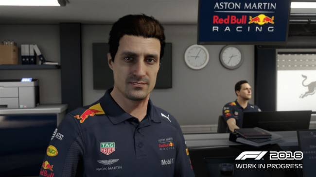 F1 2018 Is Pulling Out All the Stops to Make You Feel Like a Real Racing Driver