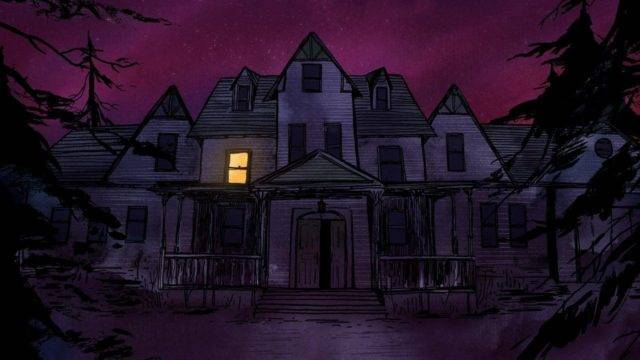 Gone Home Arriving on Switch Next Week