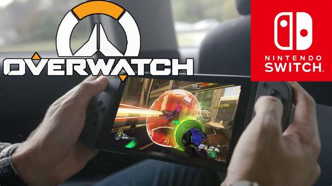 """Overwatch on Nintendo Switch """"Feasible"""" According to Blizzard"""