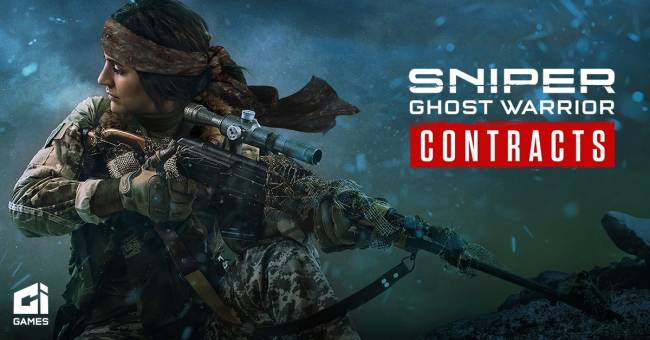 Sniper Ghost Warrior Contracts Announced, First Details Revealed