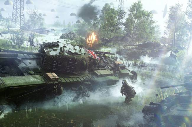 Battlefield V Vehicle Customization Coming After Launch, 4 Launch Maps Detailed