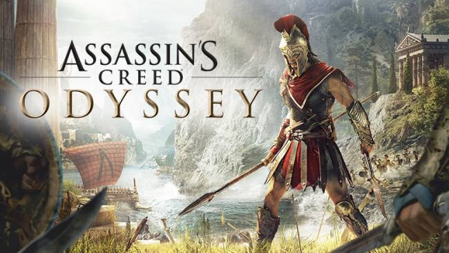 New Assassin's Creed Odyssey Trailer Is All About Naval Gameplay in 4K