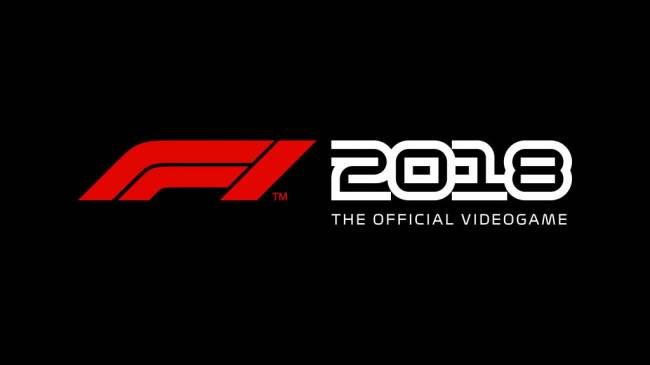 F1 2018 Gets New Trailer Showing More of the Game Before Launch