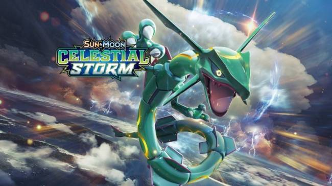 The Coolest Pokémon Sun And Moon – Celestial Storm Cards We Pulled From Booster Packs