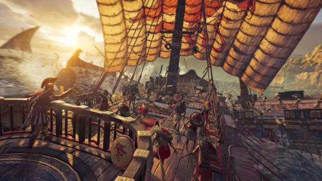 Five Ways To Spend Your Time In Assassin's Creed Odyssey