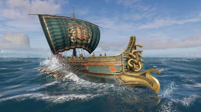 The Strongest Ships In Assassin's Creed Odyssey