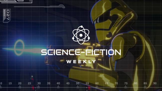 Science-Fiction Weekly – Star Wars Resistance, Star Trek Discovery, Marvel Cinematic Universe, State Of Mind